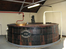 Fabrication du Scotch Whisky : washback