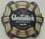 Whisky Glenfidish